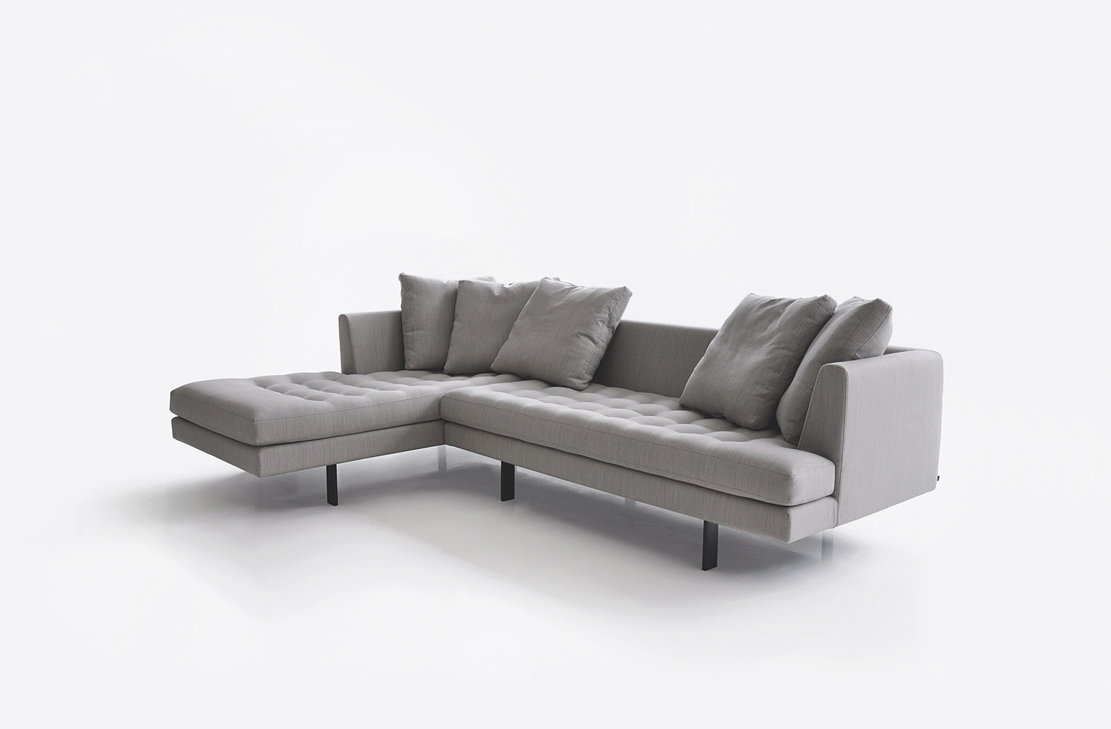 Edward sectional bensen for Large scale sectional sofa