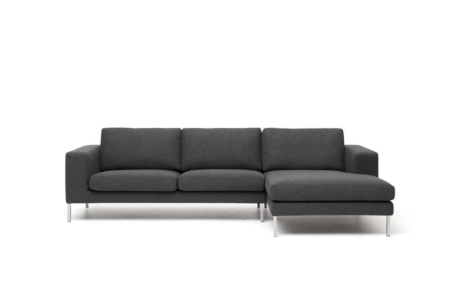 couch height louis with chaise loose contemporary carlin width products pillows back trim sectional item group couches threshold sofa jonathan